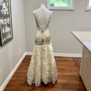 Dresses & Skirts - Flounce & Frilly Mermaid Gown